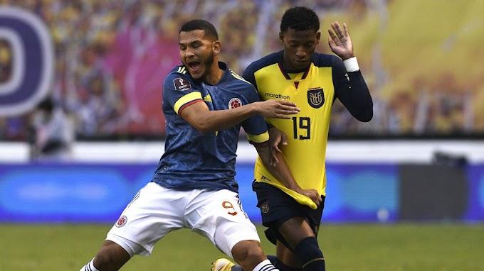 Watch Ecuador VS Colombia Live Match