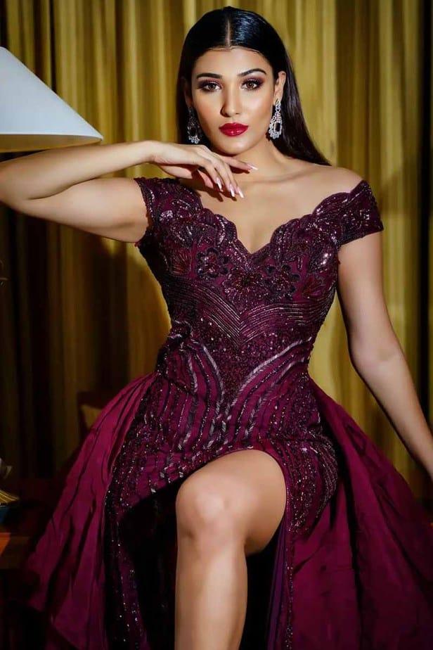 Actress Nehal Chudasama Latest Hot Photos
