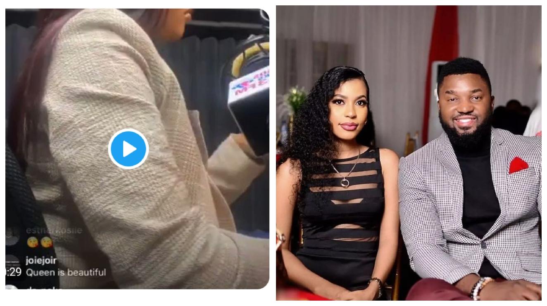 BBNaija: Watch the moment Nini denies that Shojay is her boyfriend (Video)