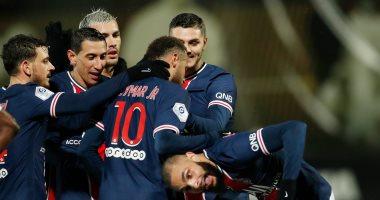 تقرير مباراة باريس سان جيرمان ضد  أنجيه