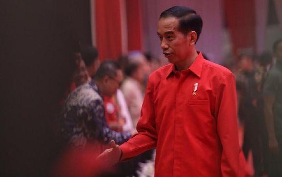 Bangga Jokowi Dipuji Jenius, PDIP: Beliau Selalu Merangkul Semua Kalangan