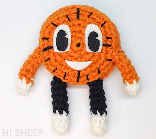 Free Miss minutes crochet pattern