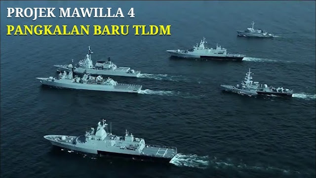 Kesal Kelakuan China, Malaysia Bangun Markas Militer di Muka Indonesia
