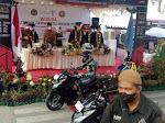 Kren!! Poltekpar Lombok Wisuda 341 Mahasiswa dengan cara Drive Thru MotoGP