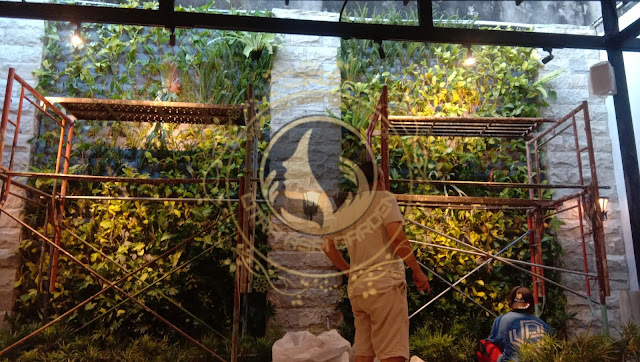 Tukang taman vertical tuban