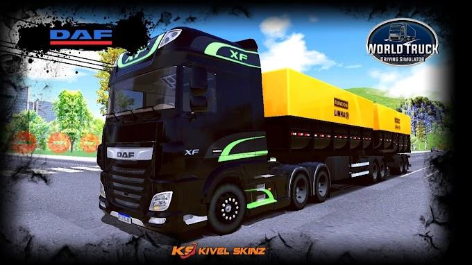 DAF XF - BLACK GREEN EDITION