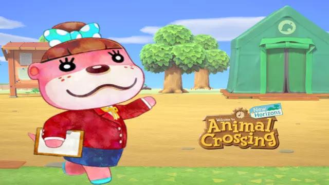 Animal Crossing New Horizons Lottie
