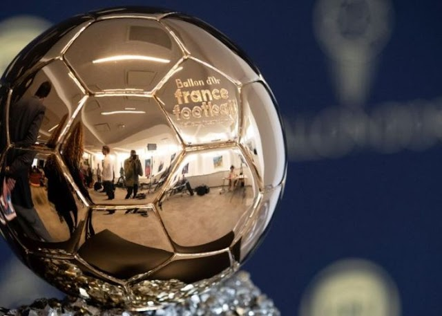 CHECKOUT The 15 Players Nominated For The 2021 Ballon D'Or (FULL LIST)