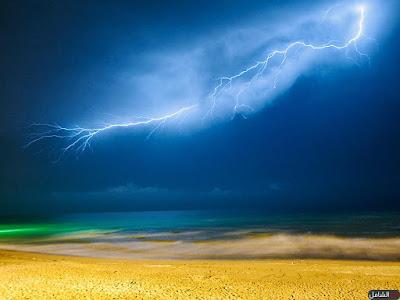 صور برق ورعد 2022 خلفيات رعد وبرق الشتاء