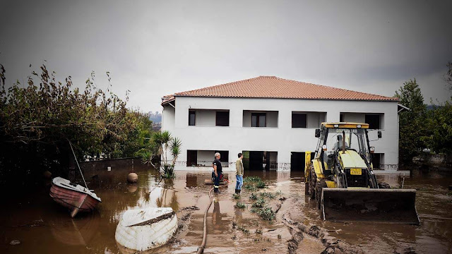 Κωδικός «πνίξτε τις… πλημμύρες» ή αλλιώς… «πέρα βρέχει»!