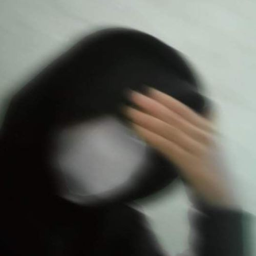 foto blur cocok untuk wa aesthetic