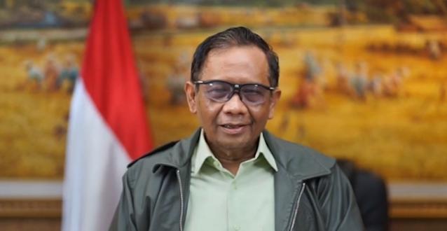 Mahfud Md: Direkrut Polri, 56 Pegawai KPK Tak Otomatis Jadi Penyidik