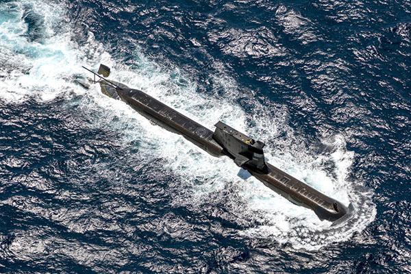 bán các thiết kế chế tạo tàu ngầm hạt nhân tuyệt mật