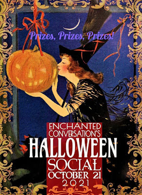Prizes for Halloween Social—Including An Editing Session