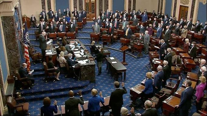مجموعة من الكونغرس الأمريكي يراسلون وزير خارجية بلدهم حول حقوق الإنسان و مخطط التسوية في الصحراء الغربية.