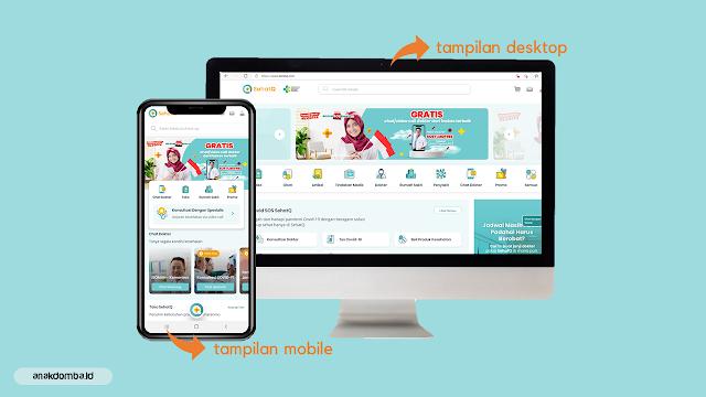 SehatQ, Aplikasi Kesehatan Andalan Keluarga