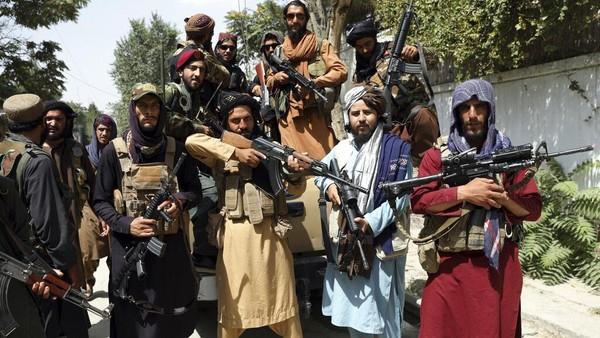 Taliban Eksekusi Mati Bekas Pemimpin ISIS yang Dipenjara di Kabul