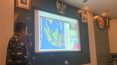 RKU LANTAMAL IV TERIMA SOSIALISASI TENTANG ARTIFICIAL INTELEGENCE