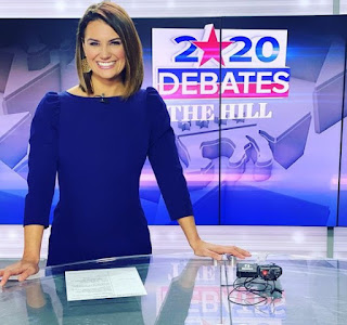 Picture of Krystal Ball in a studio