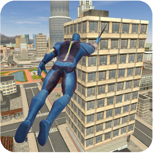 Rope Hero: Vice Town v6.0.2 MOD APK (Unlimited Money/Points/VIP)