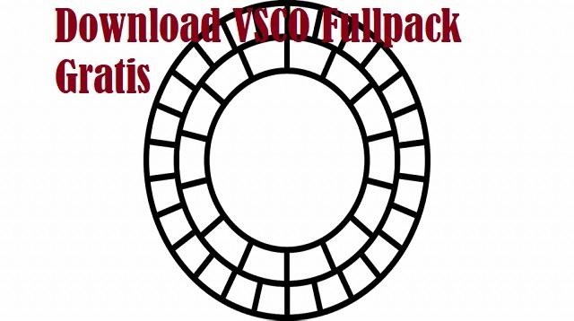 Download VSCO Fullpack Gratis