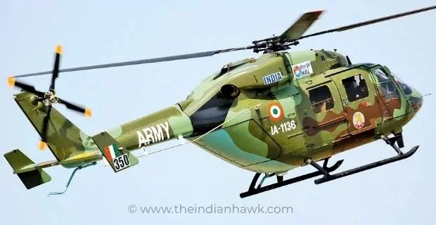 Indian Army's New Aviation Brigade for LAC in Eastern Sector