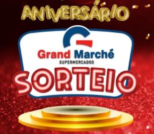 Aniversário 2021 Grand Marché Supermercado