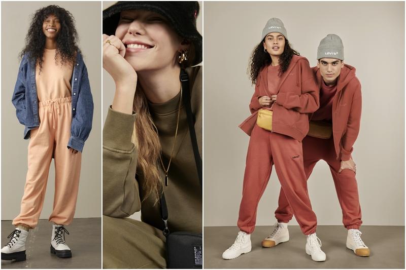 Levi's® SonbaharKış 2021 tasarlanmış en rahat kıyafetler