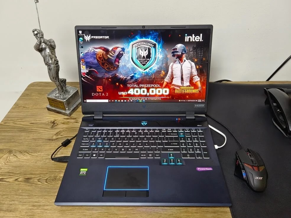 Acer Predator Helios 500 Review; Locked and Loaded