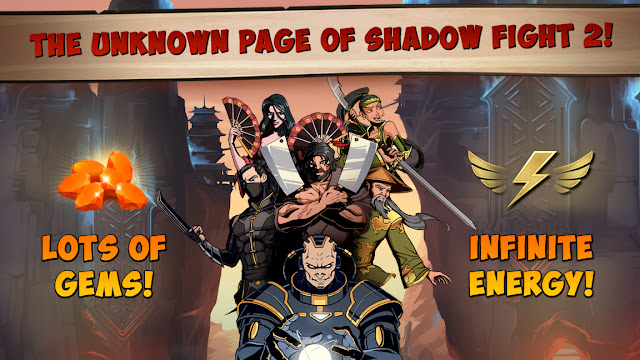 shadow fight 2 special edition mod apk all weapons unlocked