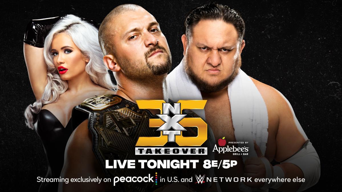 Cobertura: NXT TakeOver 36 – 3 vezes Joe!