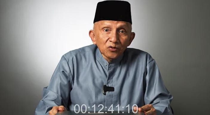Gegara Ogah Dukung Jokowi, Amien Rais Curhat 'Dikeroyok' Anak Buah di PAN