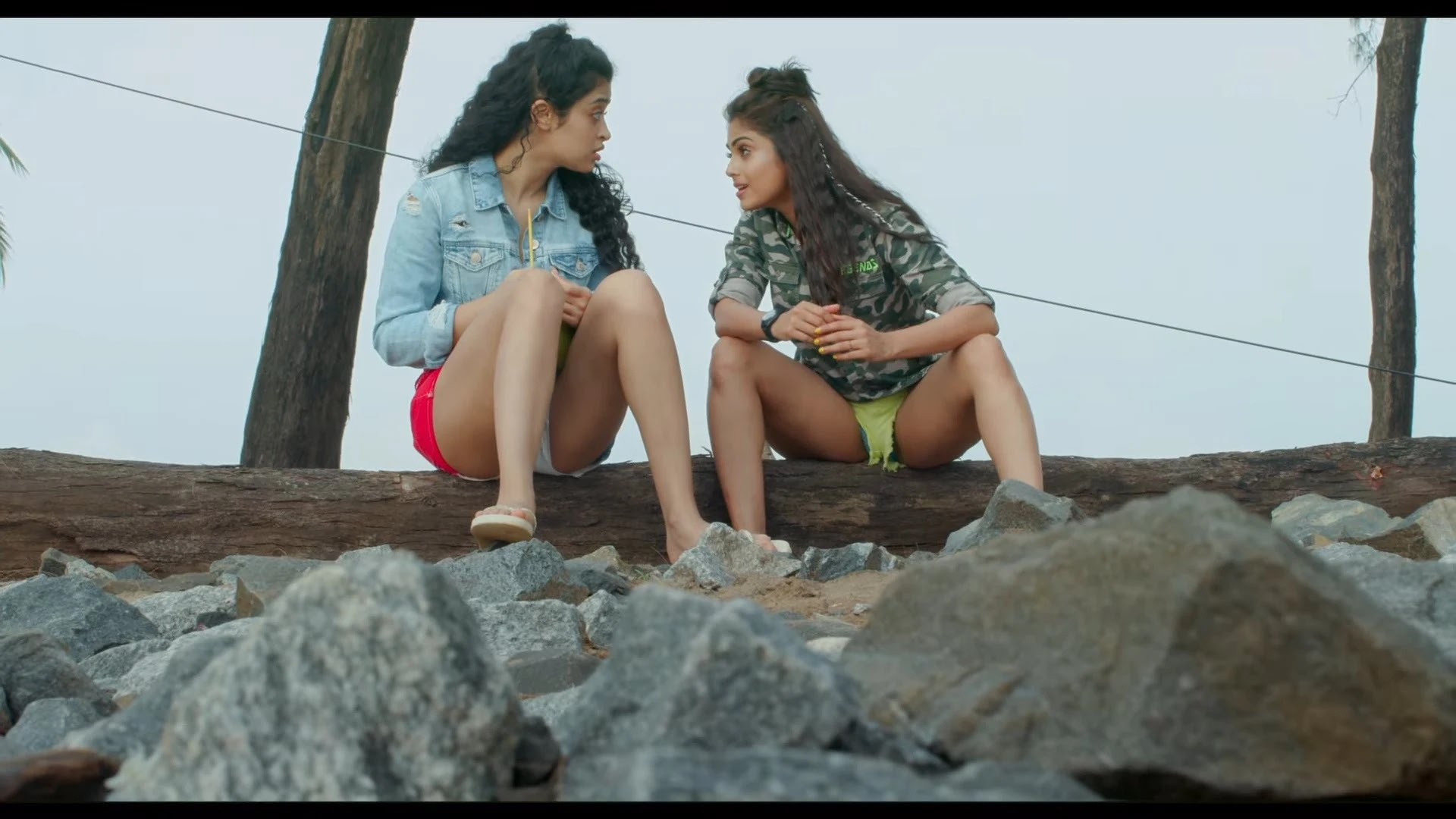 RGV's Dangerous - first Indian 'lesbian' crime action film. Watch full trailer.