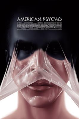 American Psycho Screen Print by Jack Hughes x Mondo