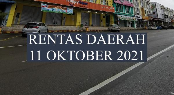 Dah Boleh Rentas Negeri bermula 11 Oktober 2021 Nak Pergi Mana?