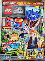 Lego Jurassic world number 8