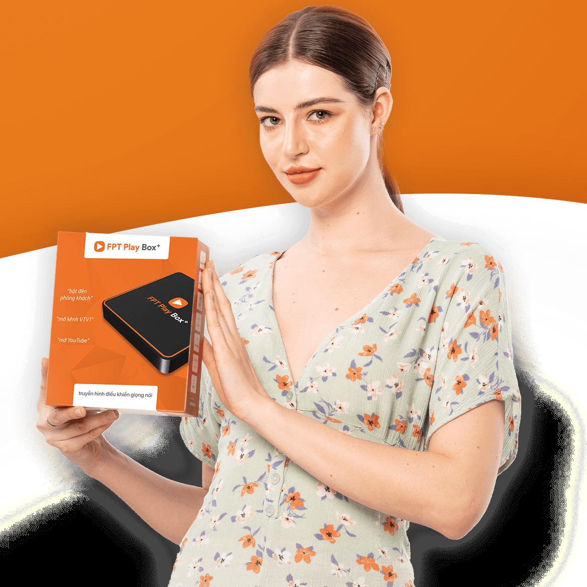 FPT Play BOX+ 2020 RAM 2G S550 T550