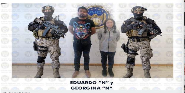 Gift Bomb in Salamanca, Guanajuato
