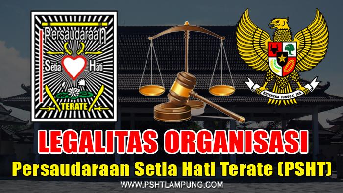 LEGALITAS PSHT