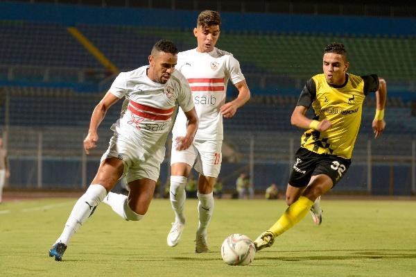 هدف فوز الزمالك علي وادي دجلة (1-0) الدوري المصري