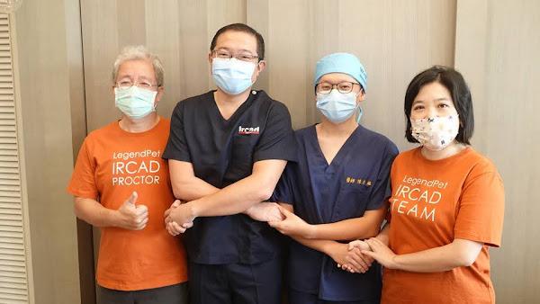 傳騏動物醫院微創手術訓練中心 推展微創絕育手術造福毛小孩