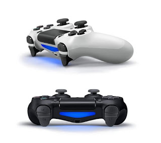 Leonnn 2 Pack-Game Controller for PS4 with Dual Vibration
