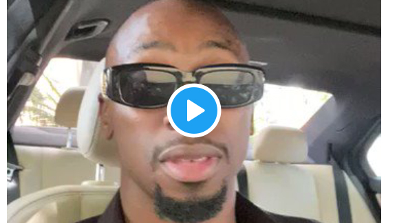 BBNaija: Watch Saga's strong message to his fans about the grand finale (Video)