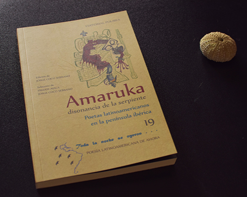 «Amaruka. Disonancias de la serpiente» de VV.AA. (Polibea)