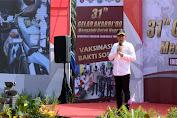 Gubernur Sumut Pastikan Target Herd Immunity Tercapai Akhir Tahun 2021