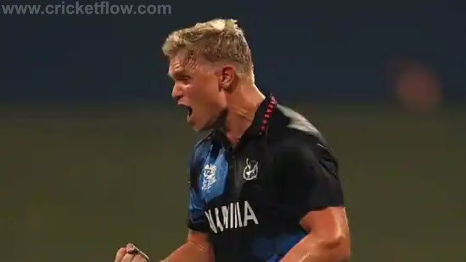 T20 World Cup 2021 | Namibia beat the Netherlands by 6 wickets
