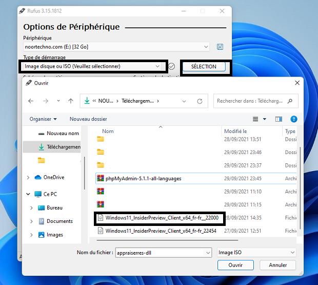 Windows 11 Bootable USB