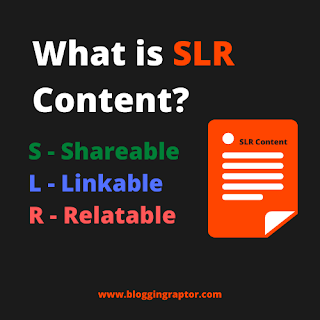 slr, slr content, what is slr content,