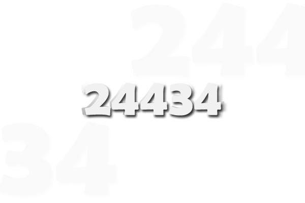 24434 Bahasa Gaul Artinya Apa ?