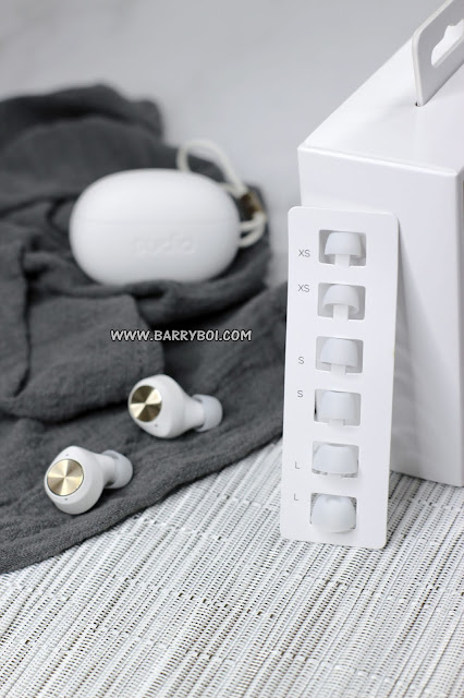 Sudio T2 Wireless Earphones Earbuds Review Penang Malaysia Blog Blogger Influencer www.barryboi.com Best Earbuds
